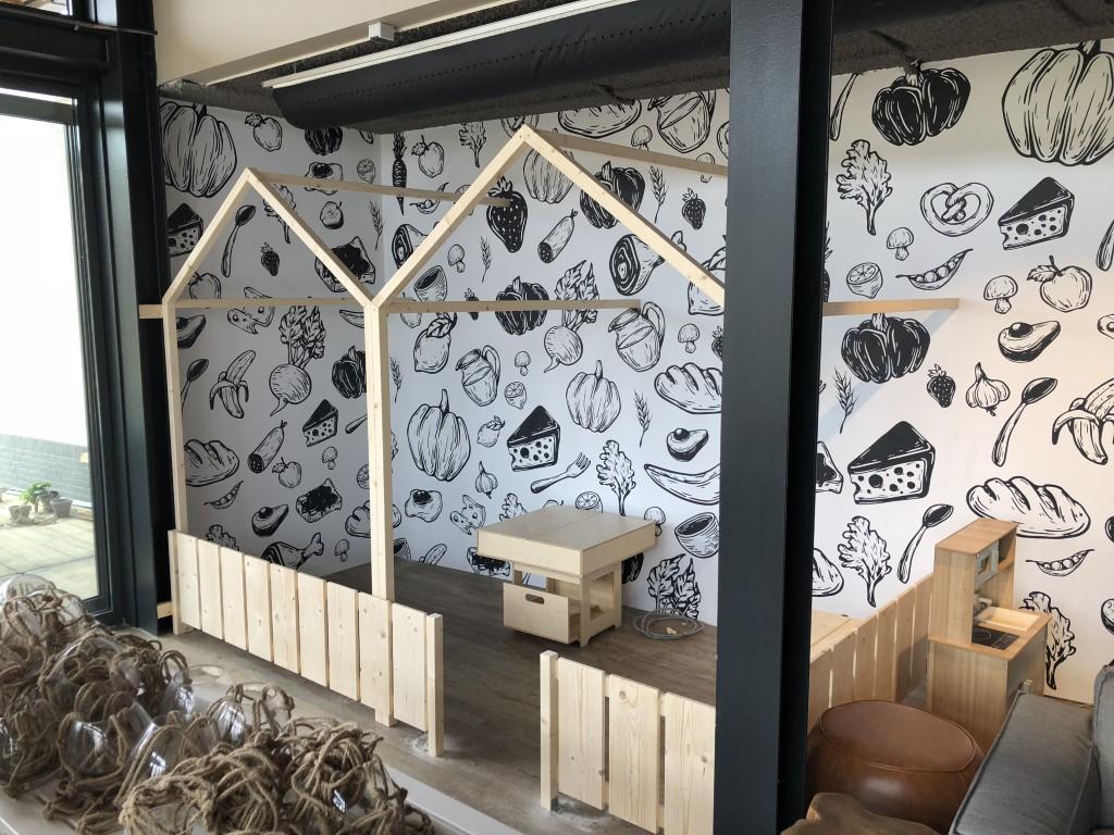 Guesthouse Hotel Kaatsheuvel – Design Meubelbouw 2000 Interieurbouwer (2)